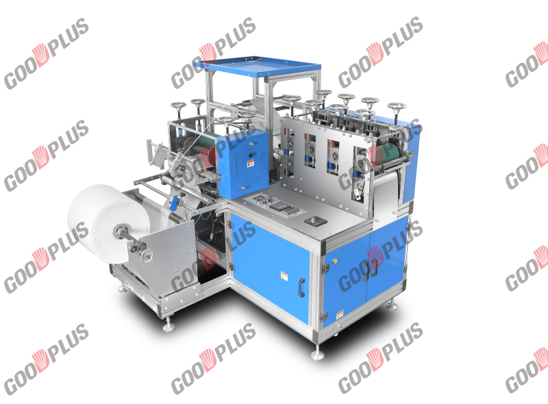 High Speed Disposable and Reusable Non-Woven Shoes Cover Making Machine